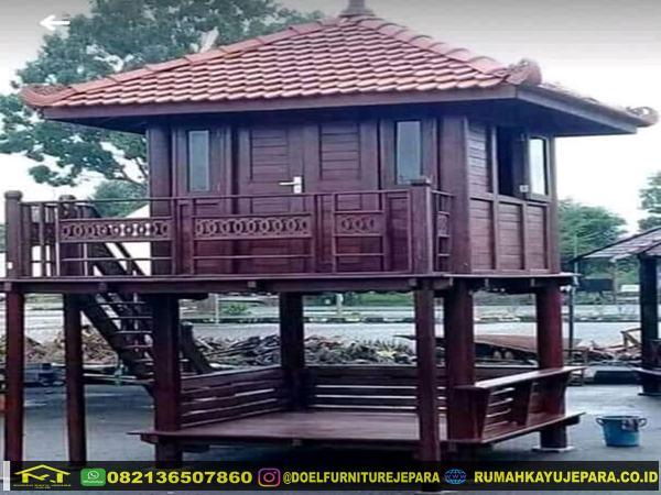 Rumah Glugu Jepara