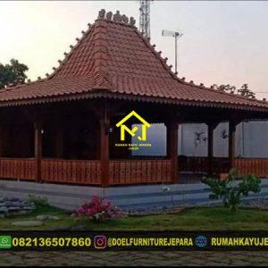 Rumah Joglo Jatim