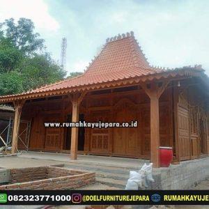 rumah kayu jati bojonegoro