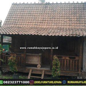 rumah kayu jati yogyakarta