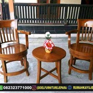 Kursi Teras Jati Surabaya