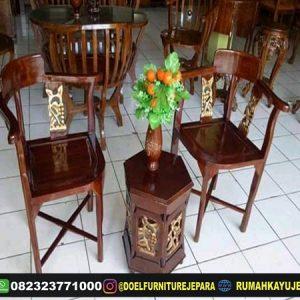 Kursi Teras Jati Semarang