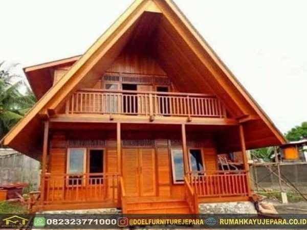rumah kayu 5 juta